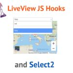 Phoenix LiveView JS Hooks with Select2